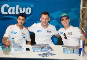 CALVO TEAM – MOTO GP DE CATALUNYA