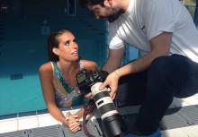 Shooting con la Sirena